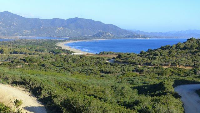 Wohnmobil ogliastra arbatax lotzorai baunei su golgo for Sardinien campingplatze