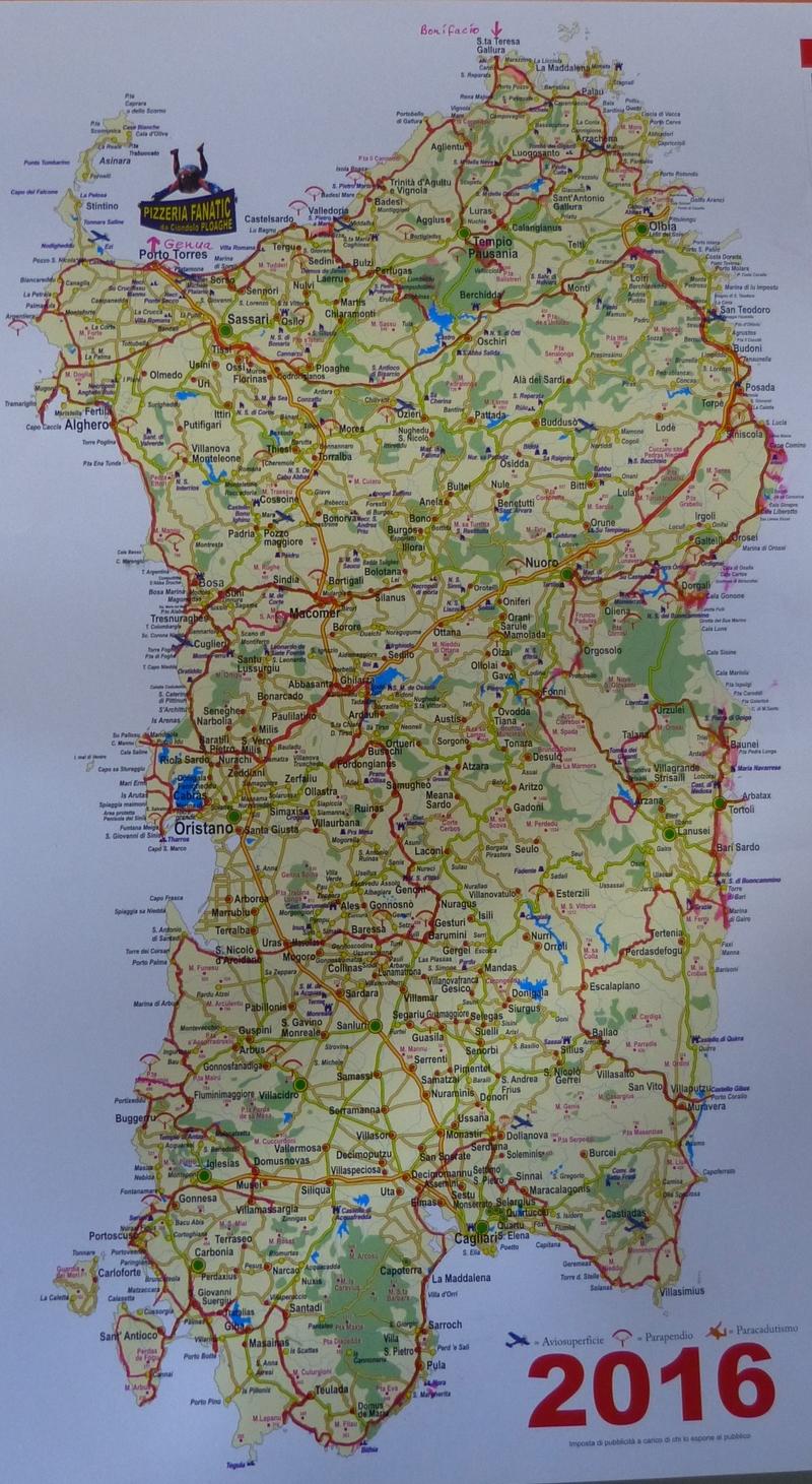 Karte Sardinien Süden.Reisebericht Wohnmobil Sardinien Reisemobil überwintern