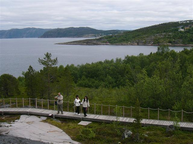 steigen norwegen felszeichnung