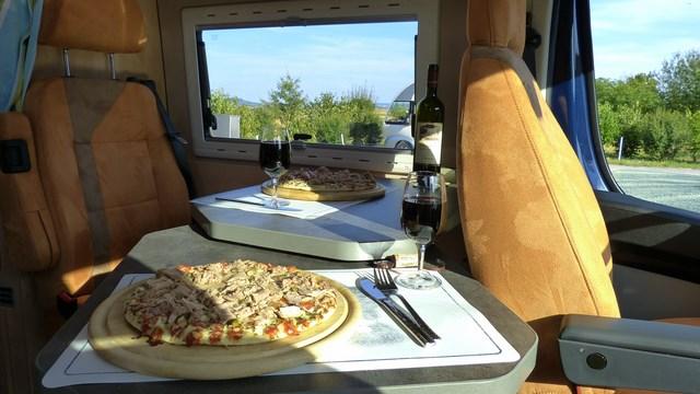 Campingbus Kastenwagen 6m Einzelbetten Peugeot Burow VIP ...