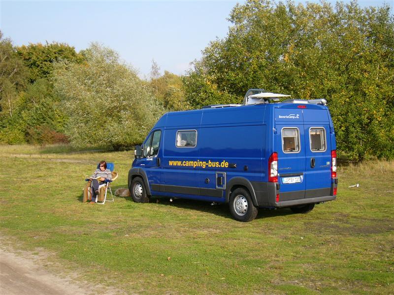 Campingbus Kastenwagen Peugeot Boxer Fiat Ducato Citroen ...