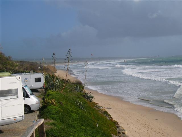 Überwintern in portugal campingplatz
